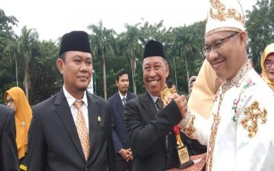 LOMBA SEKOLAH SEHAT TINGKAT SMP KOTA KENDARI 2018