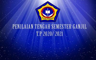 SOAL PENILAIAN TENGAH SEMESTER SMPN 10 KENDARI T.P 2020/ 2021